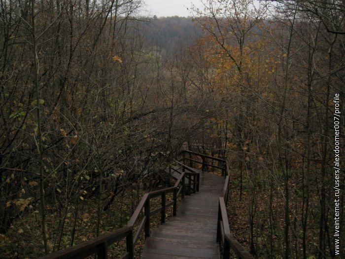 3.Лестница вниз