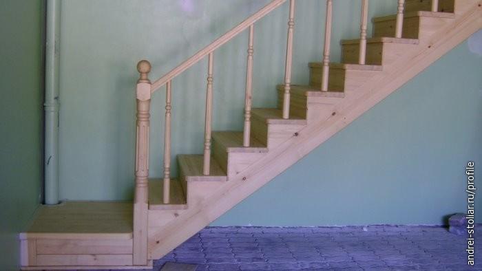 Сделать лестницу своими руками скачать