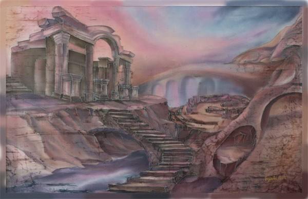 Античность город