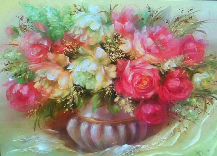 Шикарные пионы - Харчишин Кристина