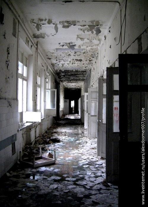 2.Безмолвные коридоры...