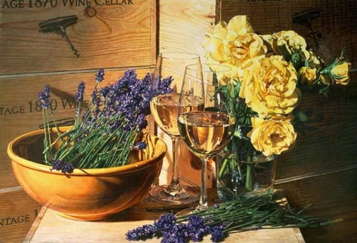 Floral Overtones