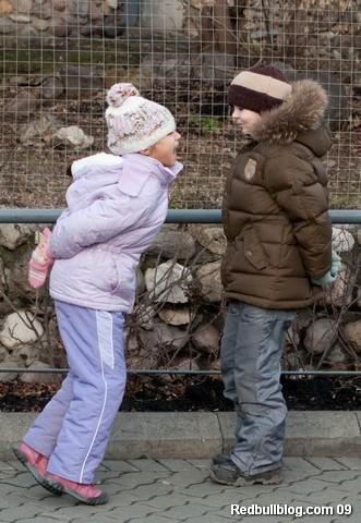 В Zoo звереют даже дети :)