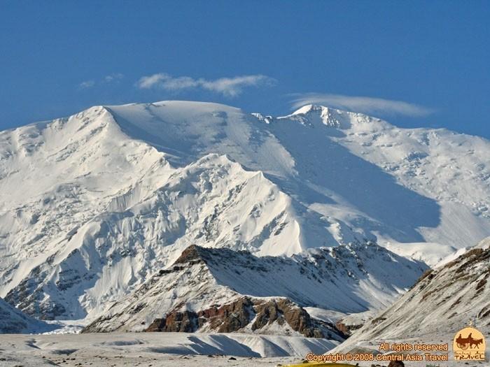 Горы Кыргызстана 62303