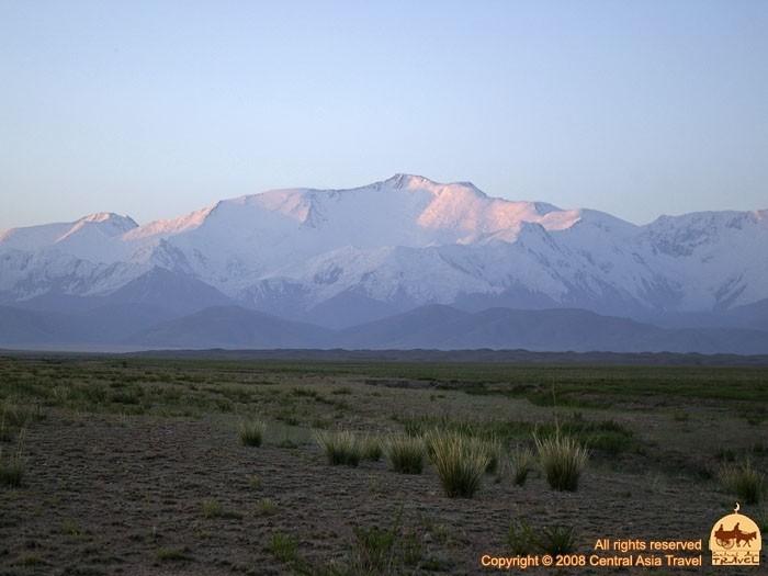 Горы Кыргызстана 22018