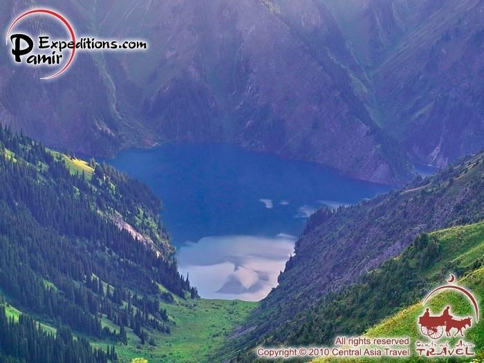 Горы Кыргызстана 87889