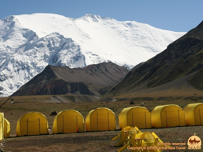 Горы Кыргызстана 72298