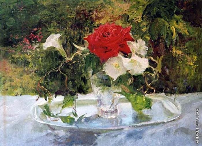 Хрусталь и роза