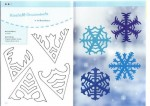 Cхемы снежинок из бумаги.