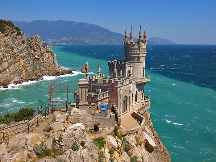 Ласточкино гнездо (Крым) 93715