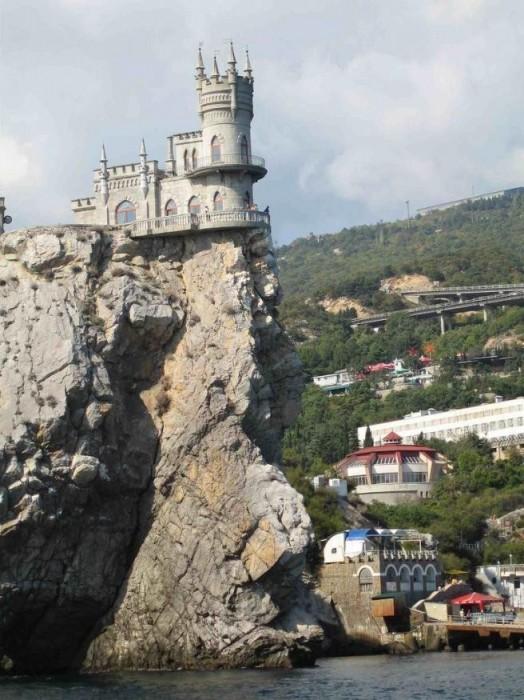 Ласточкино гнездо (Крым) 56160