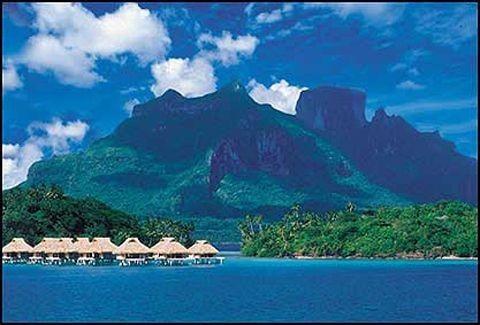 Французская Полинезия 58770