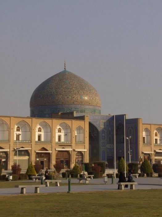 Иран. Исфахан. Площадь Имама 45602