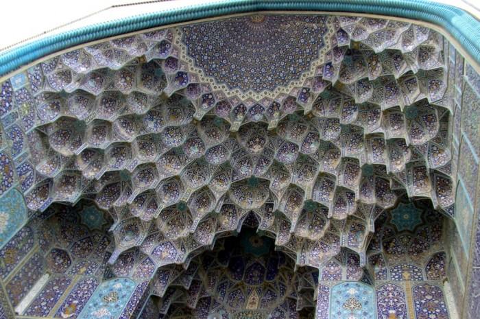 Иран. Исфахан. Площадь Имама 19674
