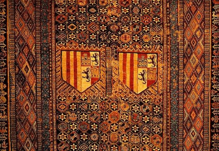Персидские ковры 91334