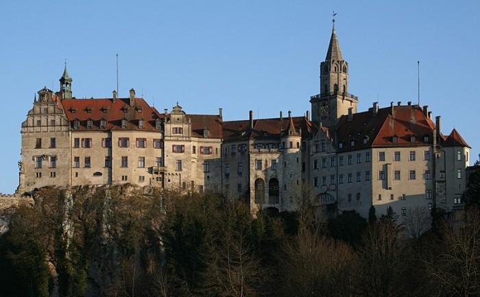 Замок Зигмаринген, Sigmaringen, Germany 58191