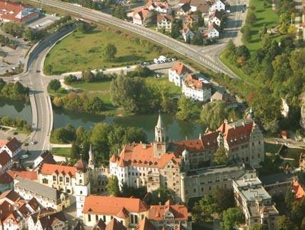 Замок Зигмаринген, Sigmaringen, Germany 17703
