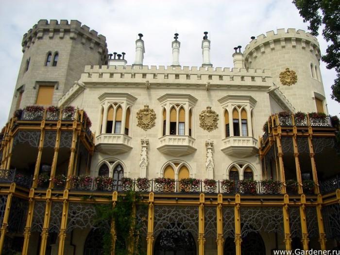 Замок Глубока над Влтавой (The Hluboka Castle) 52497