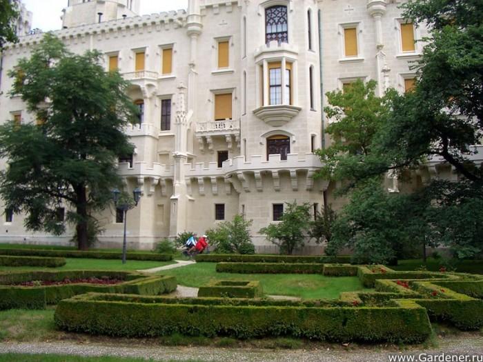 Замок Глубока над Влтавой (The Hluboka Castle) 95929
