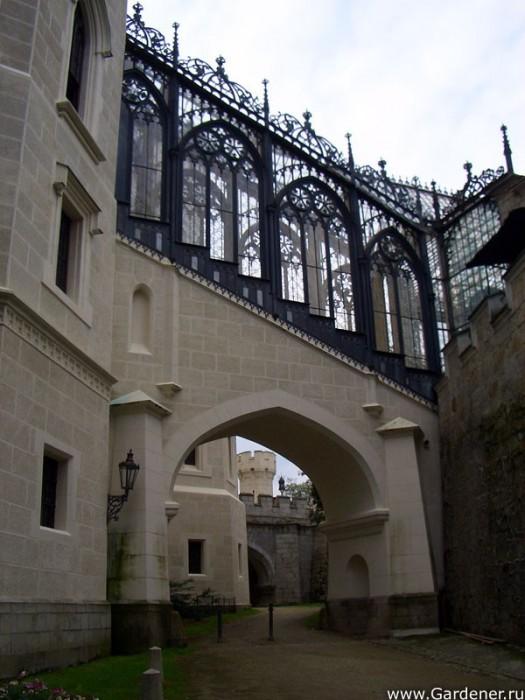 Замок Глубока над Влтавой (The Hluboka Castle) 71307