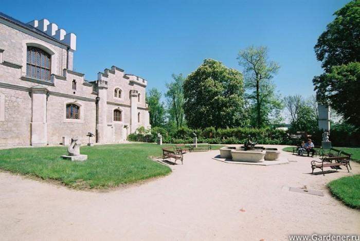 Замок Глубока над Влтавой (The Hluboka Castle) 93468