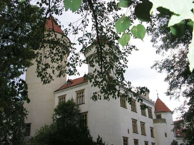 ЧЕХИЯ: Замок Конопиште 91166