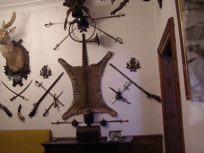 ЧЕХИЯ: Замок Конопиште 81109