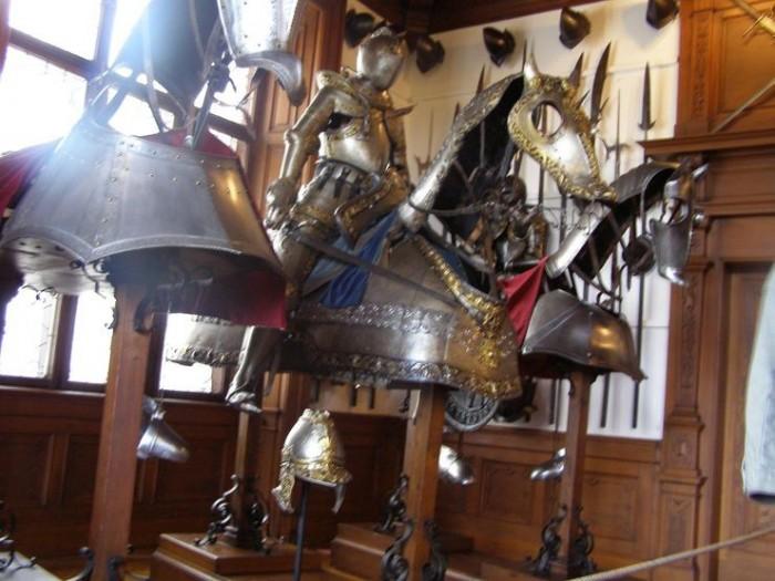 ЧЕХИЯ: Замок Конопиште 52784