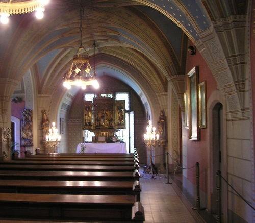 ЧЕХИЯ: Замок Конопиште 45490