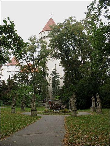 ЧЕХИЯ: Замок Конопиште 28421