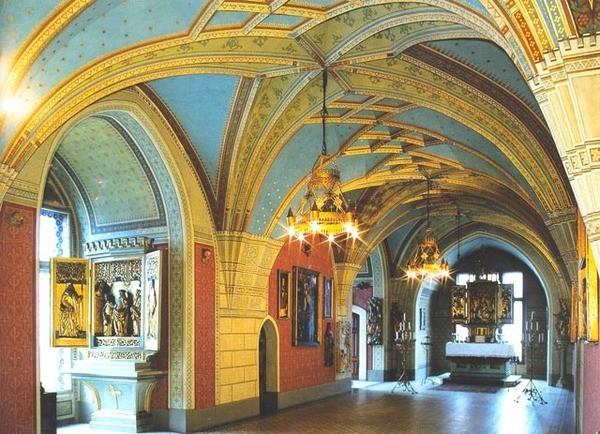 ЧЕХИЯ: Замок Конопиште 98807