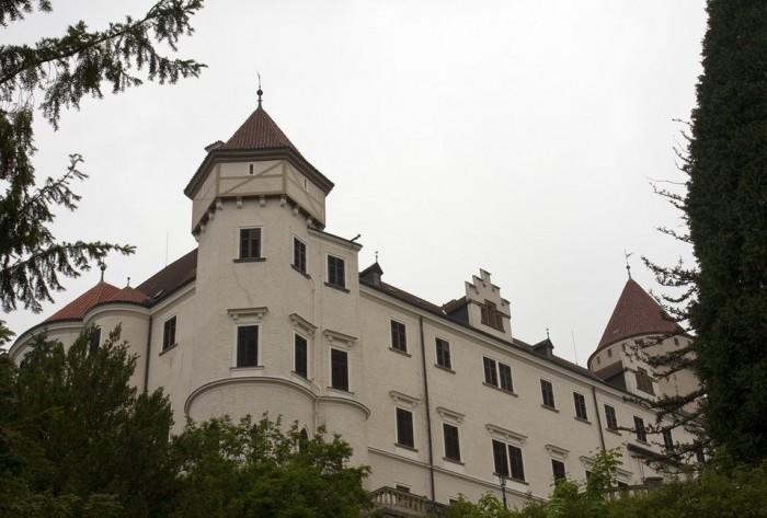 ЧЕХИЯ: Замок Конопиште 27022