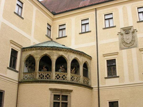 ЧЕХИЯ: Замок Конопиште 44054