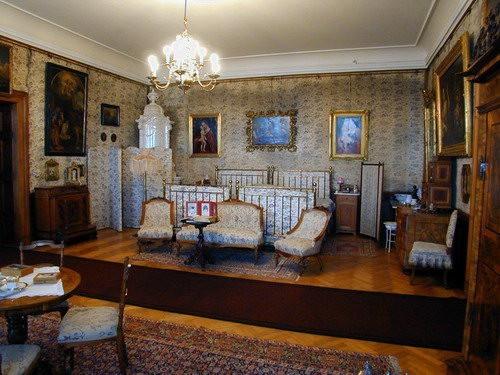 ЧЕХИЯ: Замок Конопиште 24569