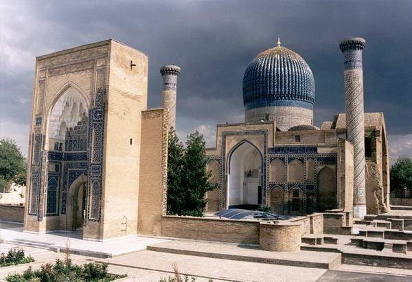 Гур-Эмир (узб. Gur Amir, тадж. Гури Амир) 46926