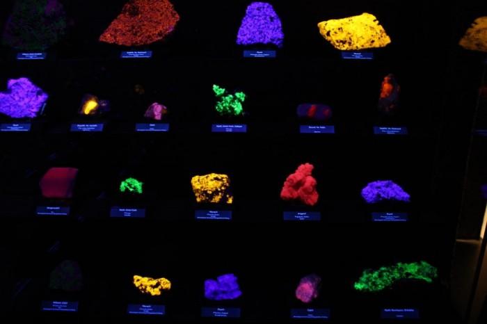 Выставка terra mineralia - terraM, Фрайберг, Саксония 48546
