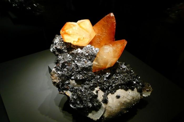 Выставка terra mineralia - terraM, Фрайберг, Саксония 28507
