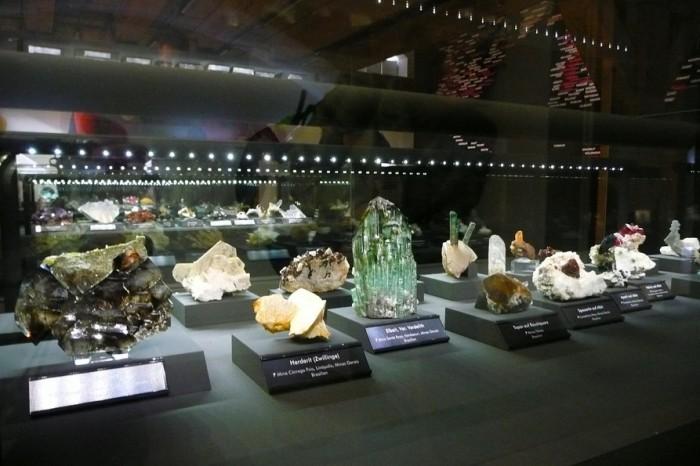 Выставка terra mineralia - terraM, Фрайберг, Саксония 35546