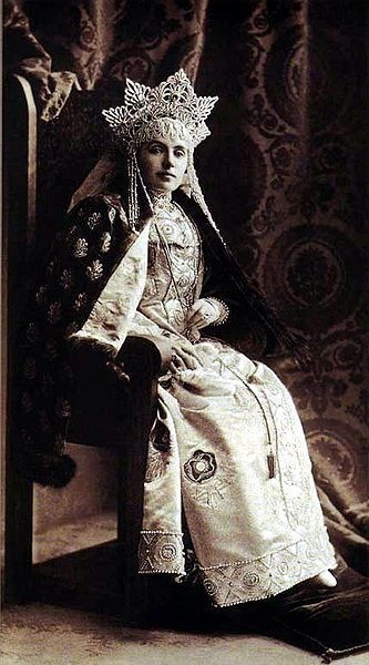 Баронесса Эмма Фредерикс