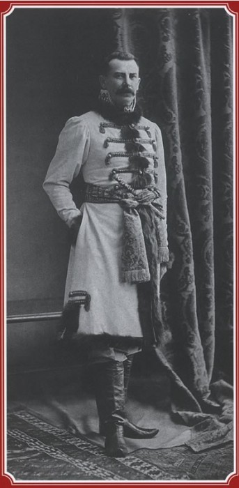 Князь Феликс Феликсович Юсупов - Боярин