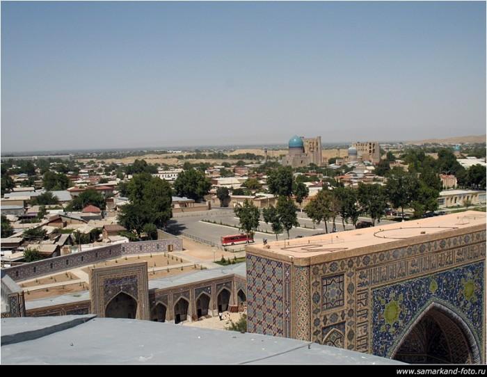 Регистан, Самарканд 11049