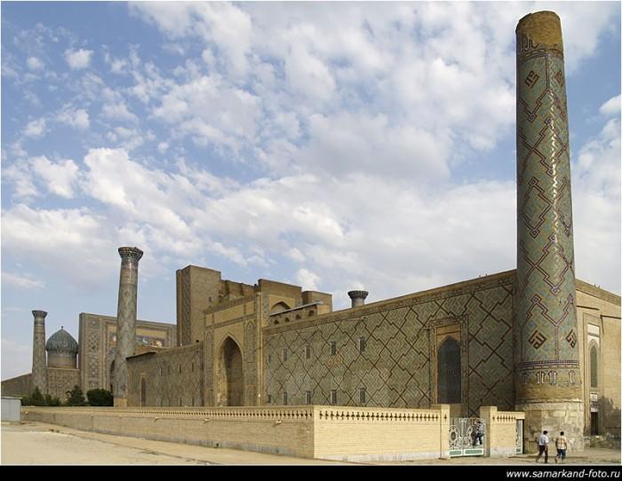 Регистан, Самарканд 10334