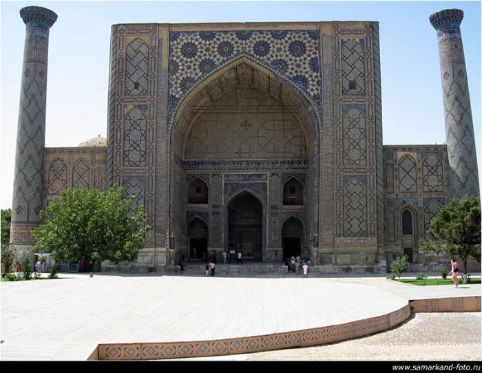 Регистан, Самарканд 98108