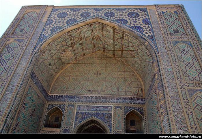 Регистан, Самарканд 22034