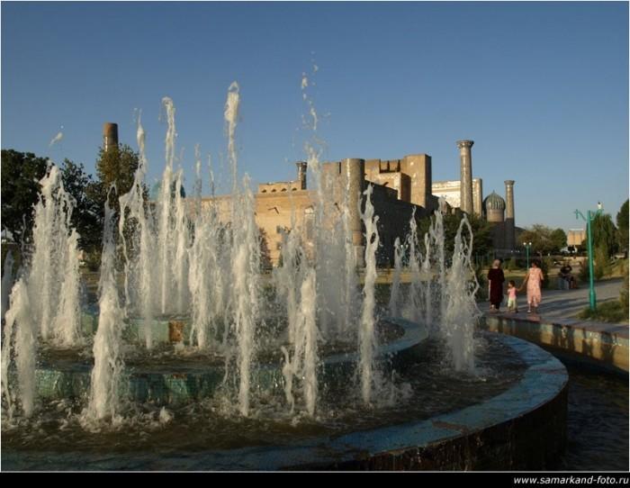 Регистан, Самарканд 96699