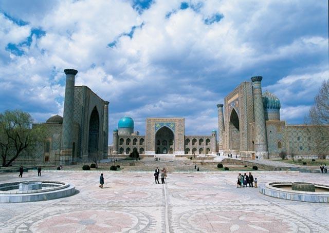 Регистан, Самарканд 57963