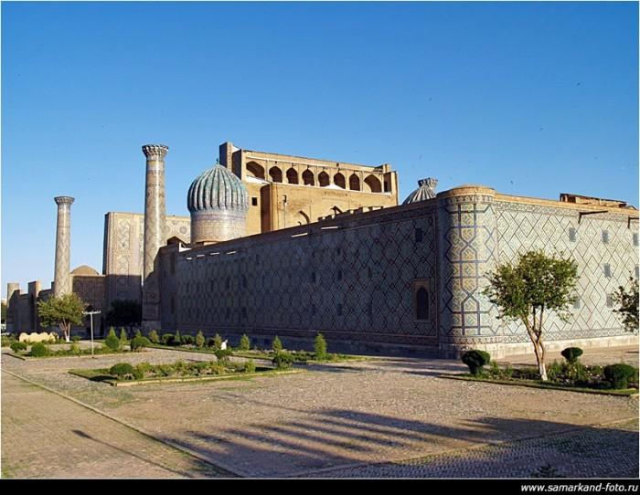 Регистан, Самарканд 51737