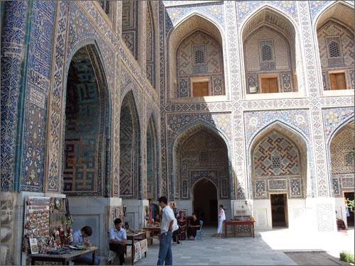 Регистан, Самарканд 89939