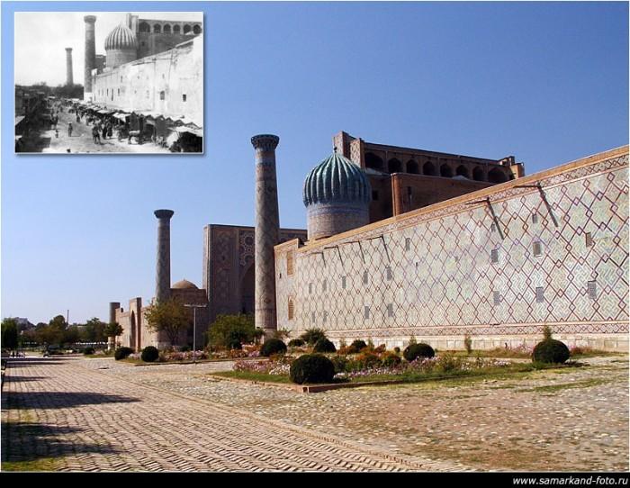 Регистан, Самарканд 97073