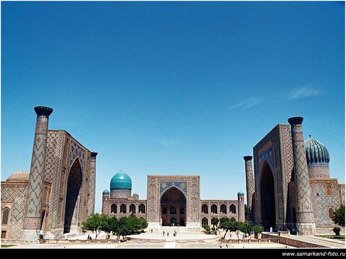 Регистан, Самарканд 20974